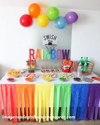4 Imagenes Con Decoracion Para Fiestas Infantiles Sencillas Paperblog - Adornos-fiesta-infantil