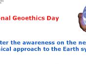 octubre: internacional Geoética