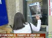 ¿Cómo pedir visa Colombia para proseguir trámites embajada EE.UU Bogotá?