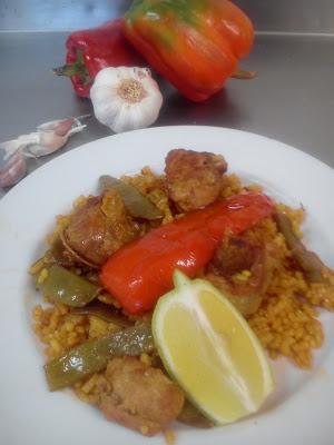 ¿Sabes como hacer una buena Paella Alicantina?  How to make Paella from Alicante (Spain)