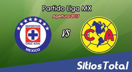 Cruz Azul vs América en Vivo – Jornada 13 Apertura 2017 Liga MX – Sábado 14 de Octubre del 2017