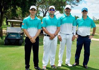 Viva Wyndham Resorts celebra aniversario con torneo de golf