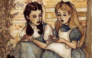 Netflix unirá a Dorothy y a Alicia en su próxima producción