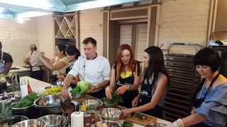 MITUR Celebra máster class de gastronomía en Almaty, Kazakhstan