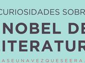 Siete curiosidades sobre Premio Nobel Literatura