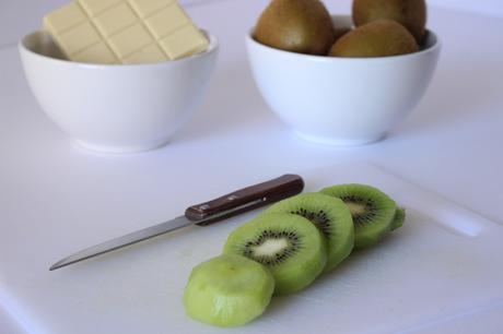 receta piruletas de chocolate y kiwi
