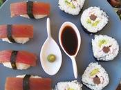 Nigiri Sushi Maki Atún Rojo... Sencillo!!