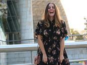 Total look Zara vestido flores