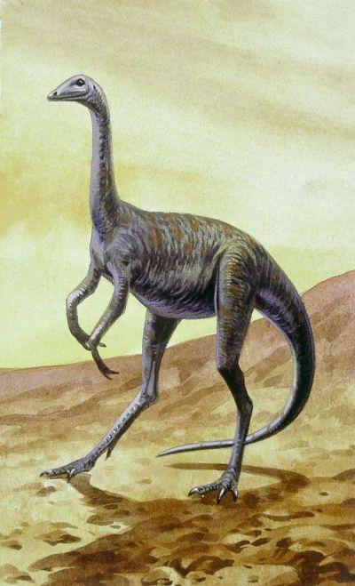 Cuando reinaban los reptiles (Duane N.Carroll) (I)