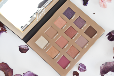 'Dreamy Eyeshadow Palette' de Nabla Cosmetics