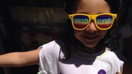 Sophía, 6 años, la primera niña trans #mexicana en cambiar nombre y género en acta #transexualidadInfantil