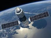 estación espacial #china Tiangong-1 desintegrará #atmósfera próximos meses