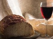 pan, vino, vino