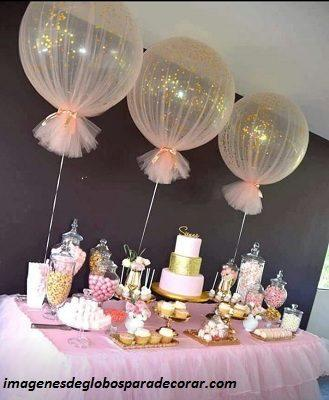 4 fotos e ideas de decoracion para 15 a os en casa con for Ideas para decorar fiestas de 15