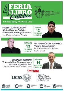 PERIFERIAS EXISTENCIALES DEL PAPA FRANCISCO. P. Juan Antonio Nureña