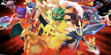 Pokkén Tournament DX traerá combates tres contra tres online en su próxima actualización