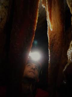Sistema de la Murcielaguina: superando los 5 kilómetros
