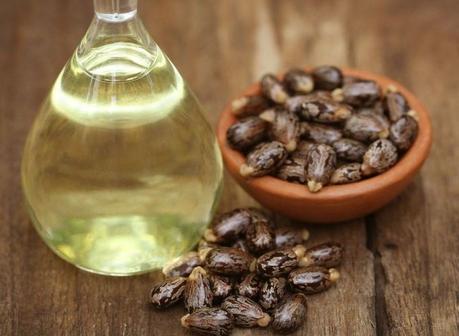 Aceite de ricino para piel, cabello y pestañas