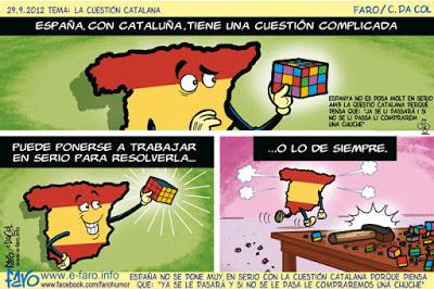 Cataluña: ¡Otro inmenso error! Y van…