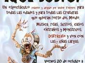 Show familia: '¡Qué susto!' Grupo Teatro Salmorejo Power