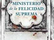 """ministerio felicidad suprema"""", Arundhati"""