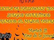 Fiesta disfraces Halloween Rivas beneficio gatixulas