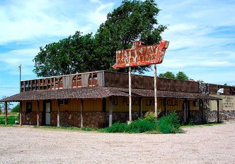 15 pueblos fantasma de la Ruta 66