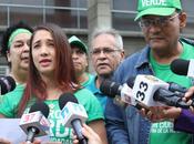 Marcha verde convoca protesta nacional.