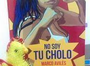 cholo Marco Avilés