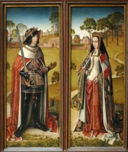 La muerte de Felipe I; La locura de Juana la loca