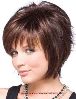 diferentes cortes de cabello para dama corto
