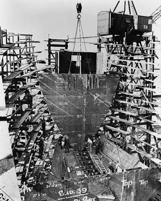 Construir un barco en solo 80 horas