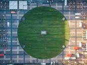 Plaza Mayor verde días…y madrileños encanta!
