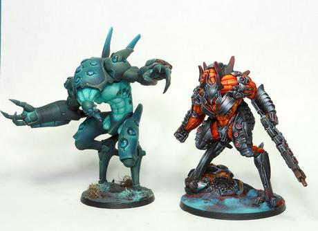Nuevas figuras pintadas de Infinity: Avatar, Juana de Arco y Ajax en escala grande