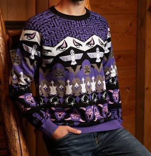 Jerseys navideños de Labyrinth!!