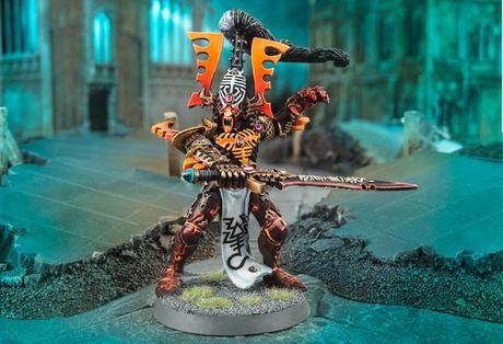 Warhammer Community hoy: Biel-Tan y mas
