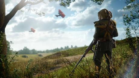 Así es la nueva expansión de Battlefield 1