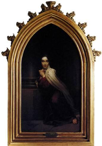 Una santa Teresa romántica