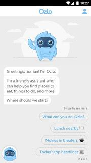 Conoce Ozlo para android, un asistente personal diferente.