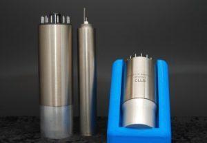 CLLB fibra de vidrio centelleante