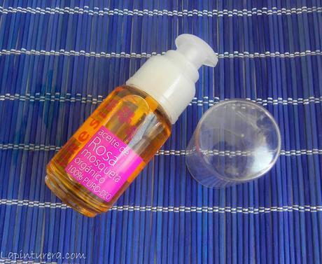 aceite facial rosa mosqueta