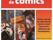 'Club lectura cómics' Biblioteca Montequinto