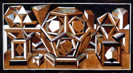 El secreter de los poliedros en Colonia