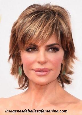 peinados para mujeres mayores de 40 corto