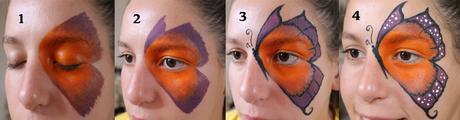 Diseños sencillos de pintacaras I