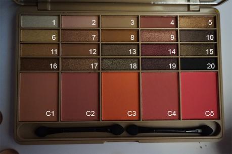 Paleta de IDC Color iMakeUp