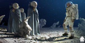 Concepto de Guardianes de la Galaxia Vol. 2 con los Vigilantes