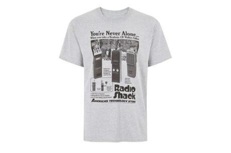 Colección de ropa inspirada en Stranger Things por Topshop.