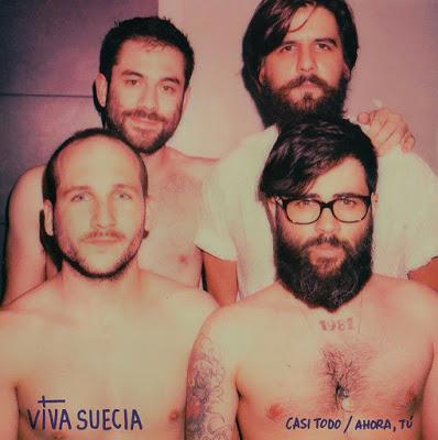 Viva Suecia: Presentan el nuevo single Casi Todo / Ahora, Tú