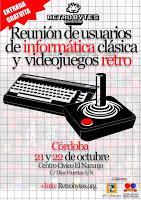 Nueva edición de RetroBytes Córdoba para este fin de semana